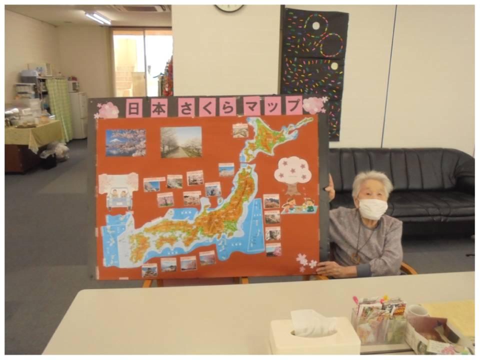 日本さくらマップ